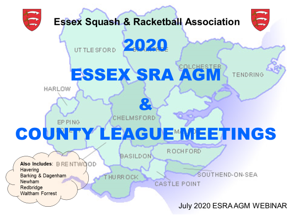 ESRA 2020 AGM was held on July 23rd via ZOOM