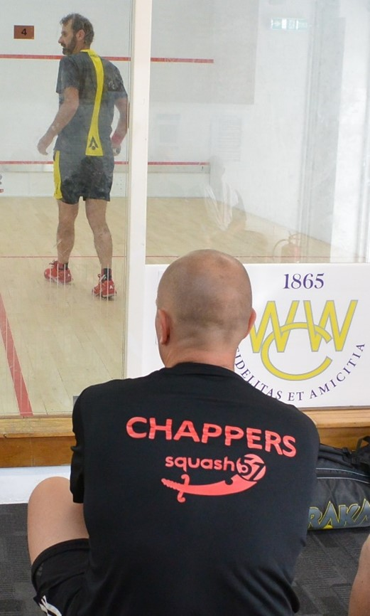 Essex Squash57 Closed Championships at the Woodford Wells Club on 25th July 2021